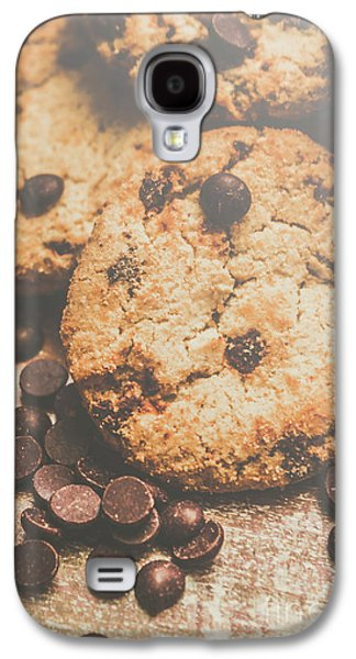 Home Made Biscuit Batch Galaxy S4 Case