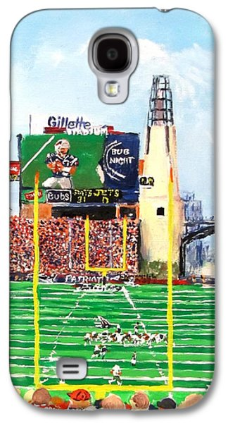 Home Of The Pats Galaxy S4 Case by Jack Skinner