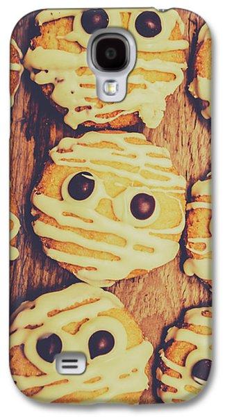 Homemade Mummy Cookies Galaxy S4 Case by Jorgo Photography - Wall Art Gallery