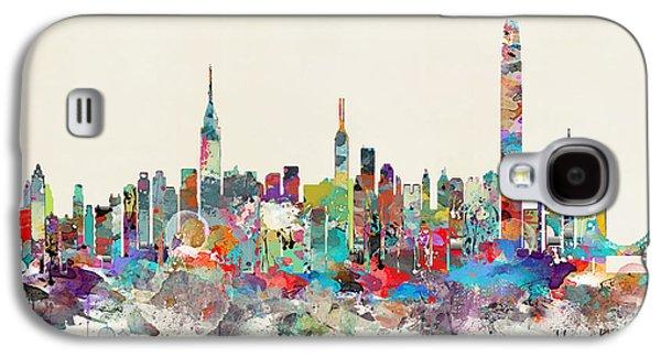 Hong Kong Galaxy S4 Case - Hong Kong Skyline by Bleu Bri