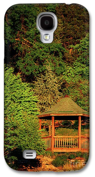 Galaxy S4 Case - Honor Heights Gazebo In Vertical by Tamyra Ayles