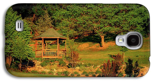 Galaxy S4 Case - Honor Heights Gazebo by Tamyra Ayles