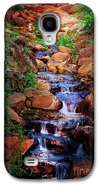 Galaxy S4 Case - Honor Heights Park Hidden Stream by Tamyra Ayles