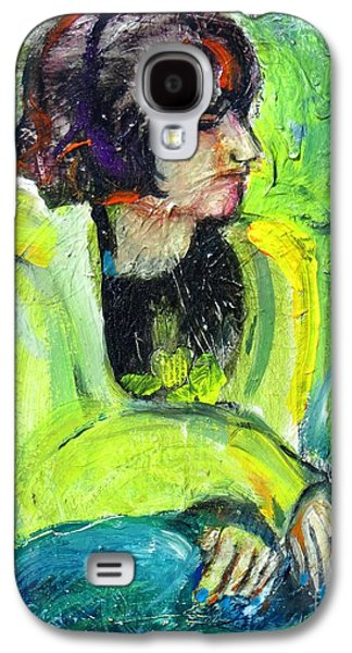 Hoodie Galaxy S4 Case by Lynn Rogers