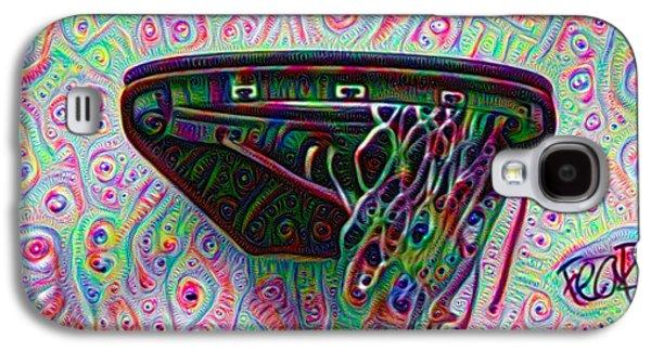Hoop Dreams Galaxy S4 Case by Bill Cannon