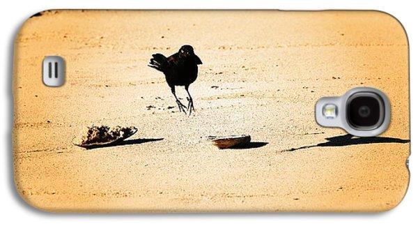 Hop Like A Bunny Bird - Jersey Shore Galaxy S4 Case by Angie Tirado