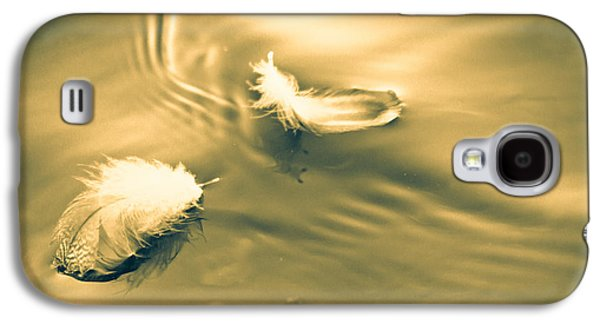 Hope Is The Thing With Feathers Galaxy S4 Case by Bob Orsillo