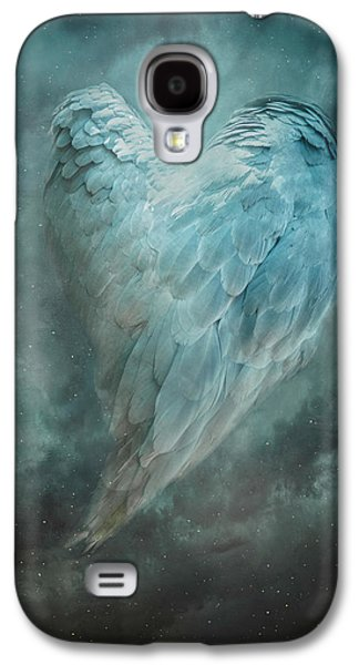 Hope Is The Thing With Feathers Galaxy S4 Case