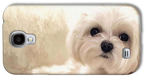 Hoping For A Cookie Galaxy S4 Case by Lois Bryan