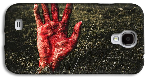 Horror Resurrection Galaxy S4 Case