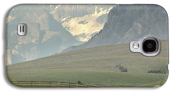 Horse Heaven.. Galaxy S4 Case by Al  Swasey