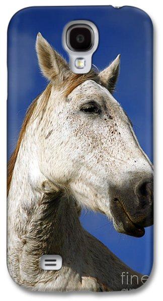 Horse Portrait Galaxy S4 Case by Gaspar Avila