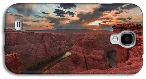 Horseshoe Bend Sunset Galaxy S4 Case