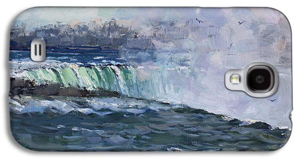 Horseshoe Falls Galaxy S4 Case by Ylli Haruni