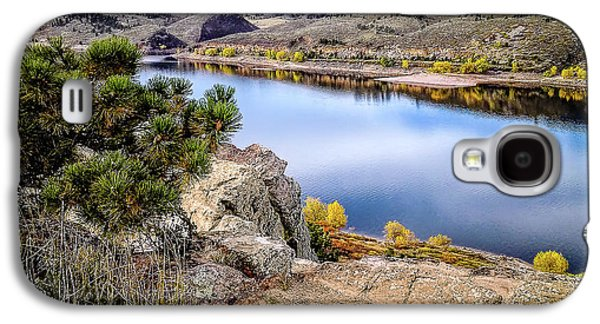 Horsetooth Autumn Galaxy S4 Case by Jon Burch Photography