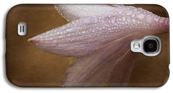 Hostas Bloom Galaxy S4 Case by Karol Livote