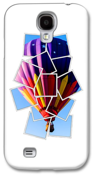 Hot Air Ballooning Tee Galaxy S4 Case