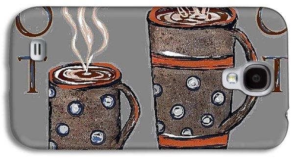 Hot Coffee Galaxy S4 Case