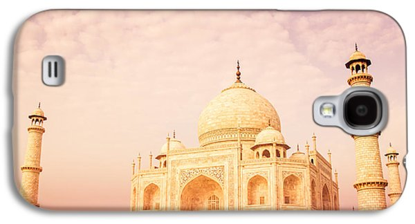 Hot Taj Mahal Galaxy S4 Case by Nila Newsom