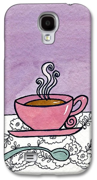 Hot Tea Galaxy S4 Case
