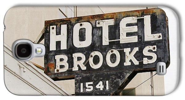 Hotel Brooks Galaxy S4 Case