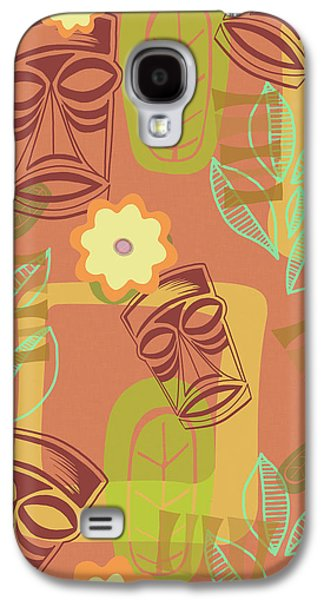 Hour At The Tiki Room Galaxy S4 Case by Little Bunny Sunshine
