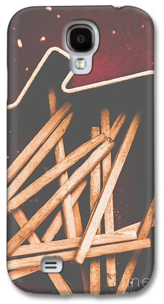 House Of Arson Galaxy S4 Case by Jorgo Photography - Wall Art Gallery