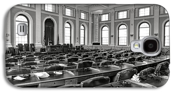 House Of Representatives Chamber Of Maine In Augusta Galaxy S4 Case by Olivier Le Queinec