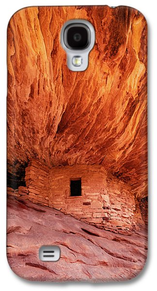 House On Fire Galaxy S4 Case by Edgars Erglis