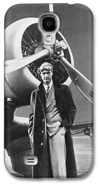 Howard Hughes, Us Aviation Pioneer Galaxy S4 Case