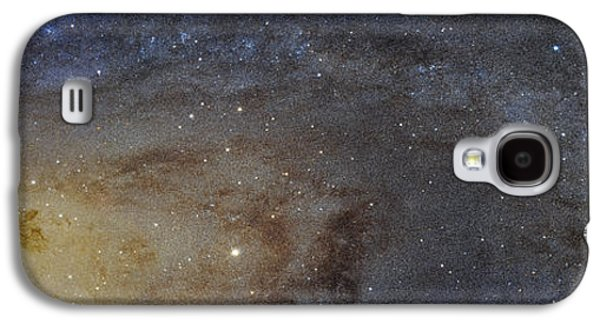 Galaxy S4 Case featuring the photograph Hubble's High-definition Panoramic View Of The Andromeda Galaxy by Adam Romanowicz