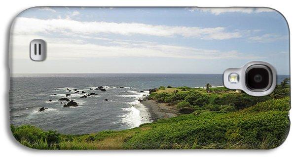 Huialoha Church, Kaupo, Maui Galaxy S4 Case by Feva Fotos