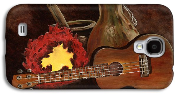 Hula Implements Galaxy S4 Case by Larry Geyrozaga