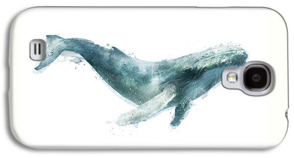 Humpback Whale From Whales Chart Galaxy S4 Case