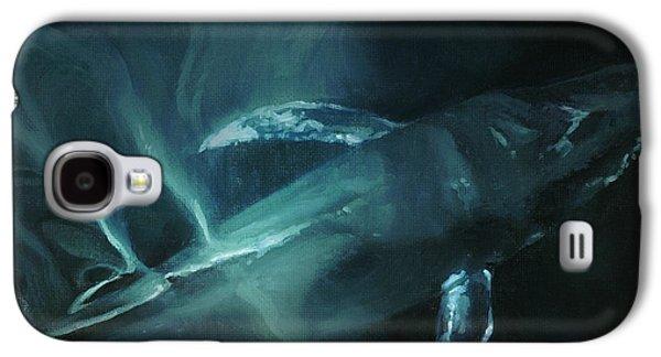 Humpback Whale II Galaxy S4 Case