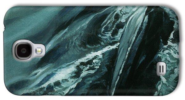 Humpback Whale IIi Galaxy S4 Case