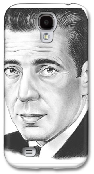 Humphrey Bogart Galaxy S4 Case by Greg Joens
