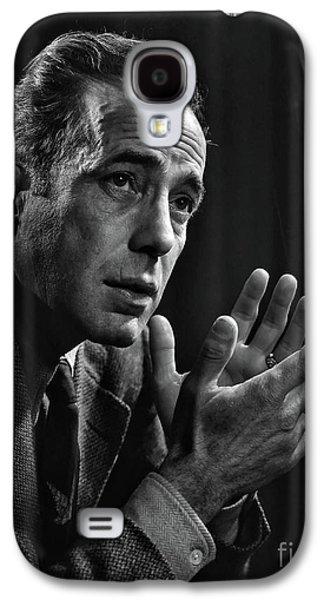 Humphrey Bogart - In Tribute To Yousuf Karsh Galaxy S4 Case