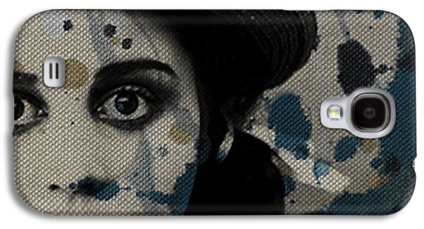 Hungry Eyes Galaxy S4 Case by Paul Lovering