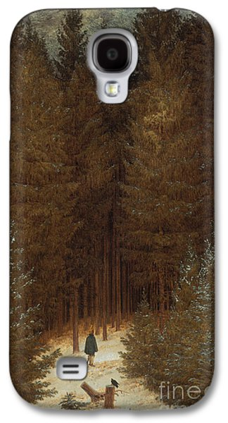 Hunter In The Forest  Galaxy S4 Case