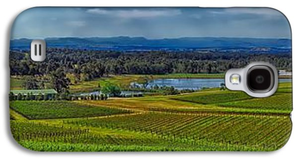 Hunter Valley Vineyards - Australia Galaxy S4 Case