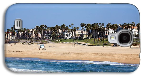 Huntington Beach California Galaxy S4 Case by Paul Velgos