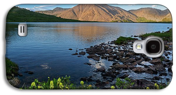 Galaxy S4 Case featuring the photograph Huron Peak by Aaron Spong