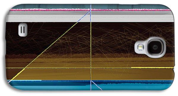 Hurricane Calm Galaxy S4 Case by Naxart Studio