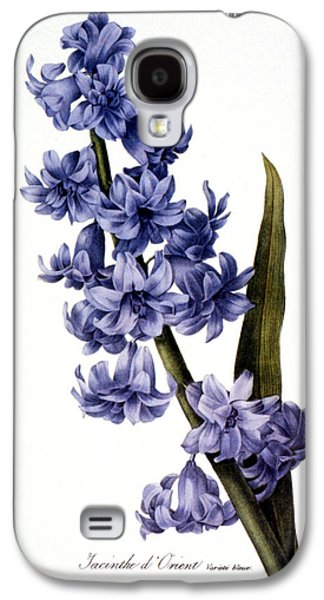 1833 Galaxy S4 Cases - Hyacinth Galaxy S4 Case by Granger