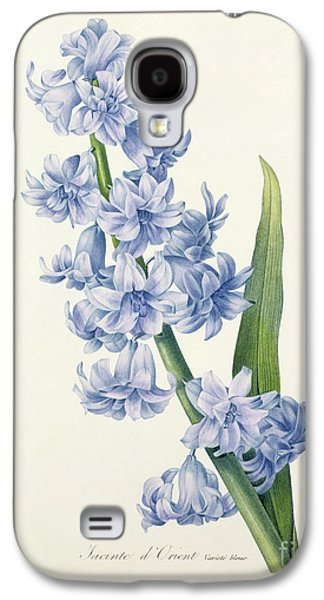 Engraving Galaxy S4 Case - Hyacinth by Pierre Joseph Redoute
