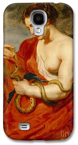 Hygeia - Goddess Of Health Galaxy S4 Case by Peter Paul Rubens