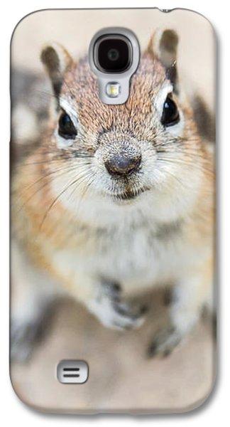 Hypno Squirrel Galaxy S4 Case