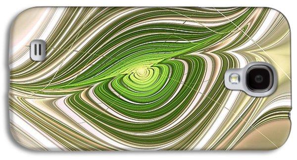 Hypnotic Eye Galaxy S4 Case