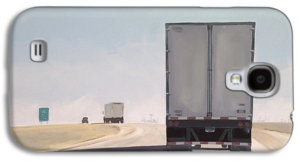 I-55 North 9am Galaxy S4 Case